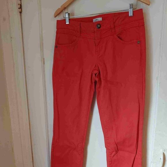 Esprit Denim - Esprit Red denim jeans